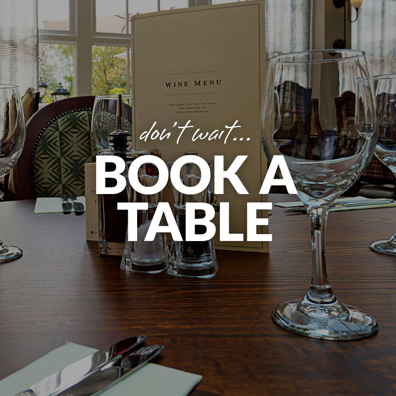 Book a Table at The Golden Lion in Rossett