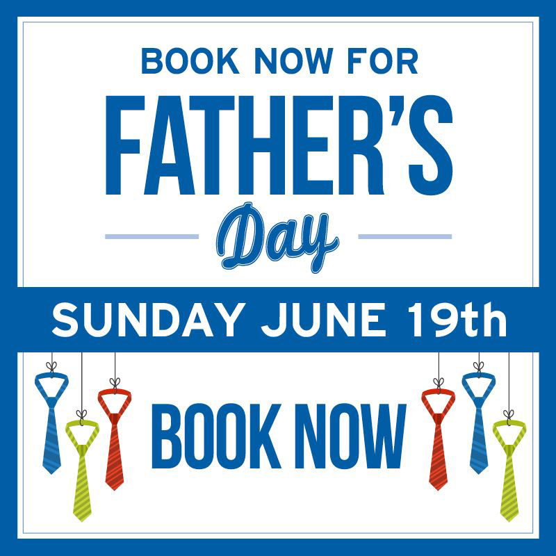 Fathers Day at The Golden Lion in Rossett
