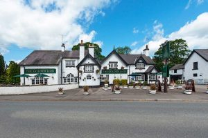 The Golden Lion, Rossett, Country Pub in Wrexham