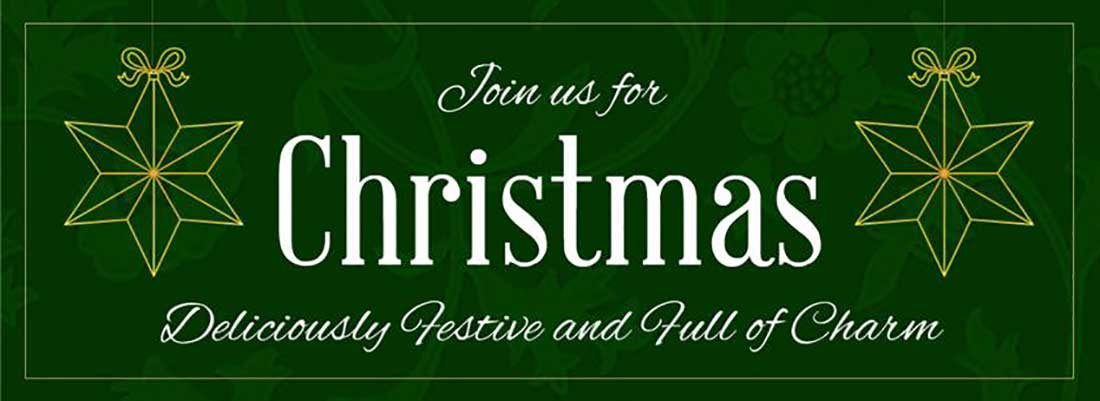 Celebrate Christmas in Bury at The Pack Horse